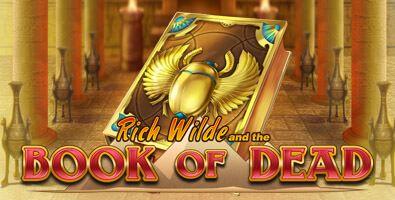 สล็อตออนไลน์ Book of Dead