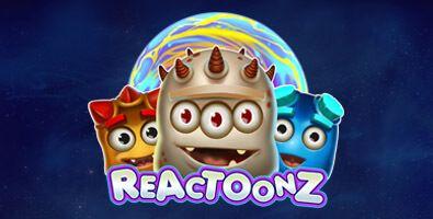 สล็อตออนไลน์ Reactoonz