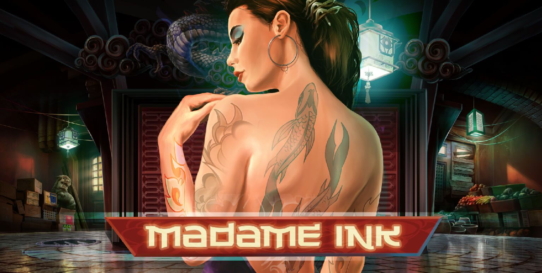 Madame INK เกมส์สล็อตใหม่ จาก Starbet Online