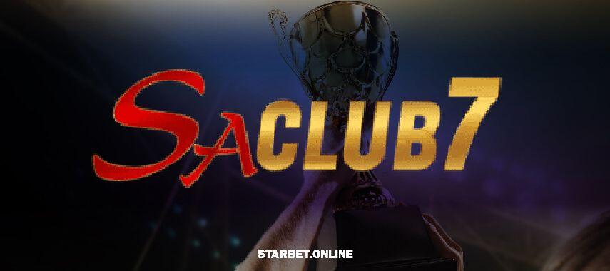 คาสิโน บาคาร่า saclub7 เว็บพนันออนไลน์