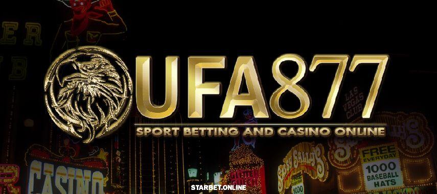 UFA877 เว็บพนัน คาสิโนออนไลน์ สมัครบาคาร่า